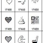 Unicode 1F4A9